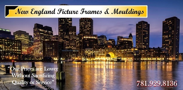 Picure Frames and Framing - New England Picture Frames and Mouldings ...